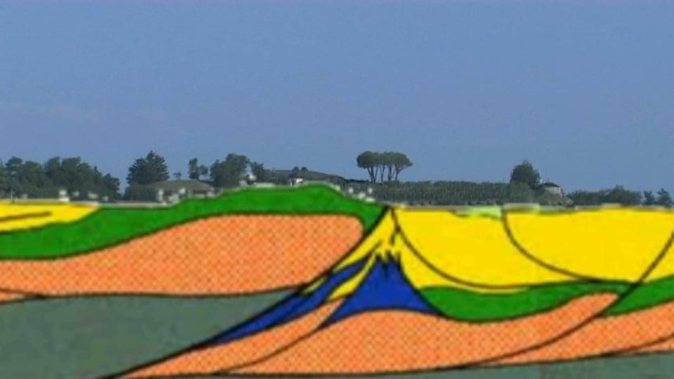 Montecchio Precalcino. A lezione di geologia per conoscere le dinamche del sottosuolo
